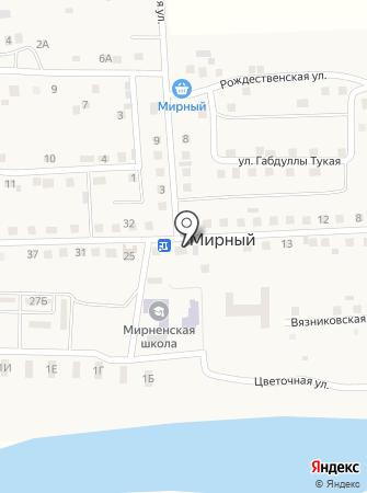 Средняя общеобразовательная школа №5 с дошкольным отделением на карте