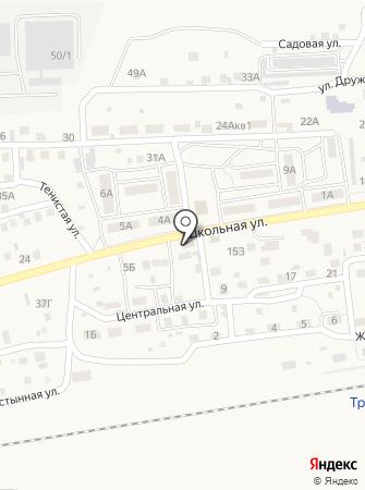 ЯПК на карте