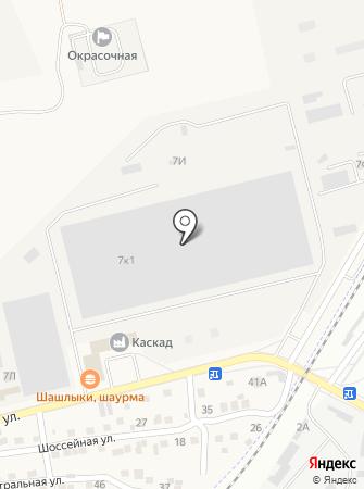 Абв-Транс на карте