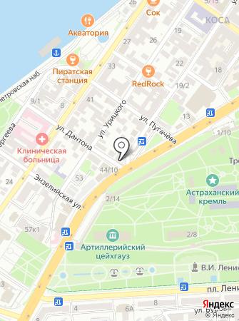 Ботаника на карте