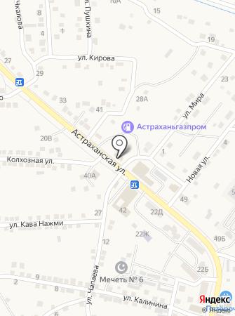 Магазин строительно-хозяйственных товаров на карте