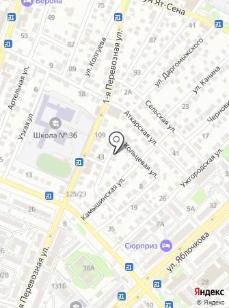 Тарарин А.Н. на карте