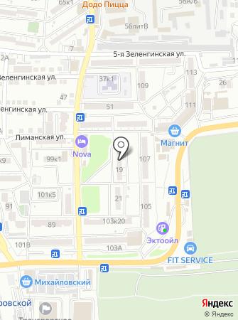 Астраханский Домостроительный Комбинат на карте
