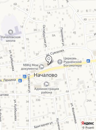 Нотариус Куднякова М.В. на карте