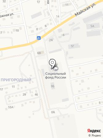 Управление пенсионного фонда РФ в Приволжском районе на карте