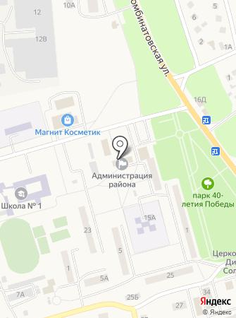 Комитет по управлению муниципальным имуществом и земельными отношениями муниципального образования Ульяновский район Ульяновской области на карте