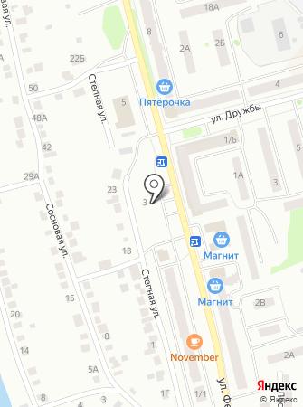 Компания 27 на карте