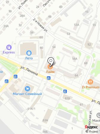 АвтоZапчасти на карте