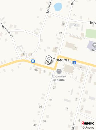 Волжский районный ОВД на карте