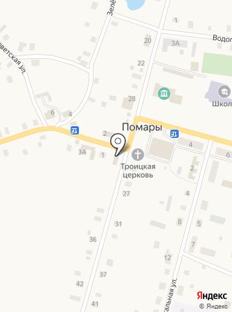 Храм Святой Троицы на карте