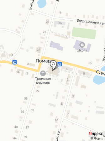 Волжское РАЙПО на карте