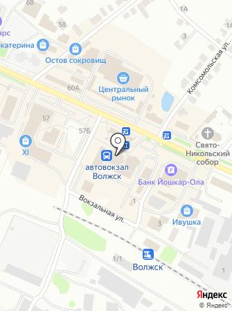 Мастерская по ремонту одежды на ул. Ленина на карте
