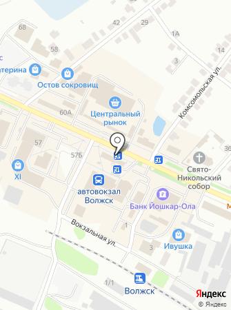 Быстроденьги на карте