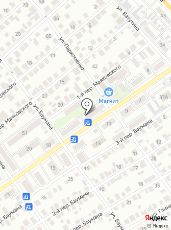 Турель-Сервис на карте
