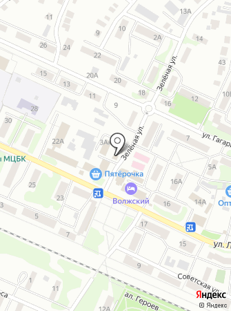 Simadent на карте