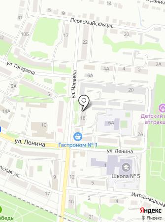 Волжский центр недвижимости на карте