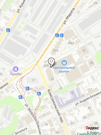 Коптильня73 на карте