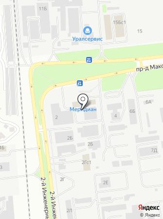 Механик, магазин автозапчастей для КАМАЗ, МАЗ, УРАЛ, ЛИАЗ, НЕФАЗ, ЯМЗ, ЗИЛ на карте