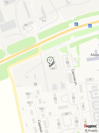 Компания по продаже и производству изделий из искусственного камня на карте