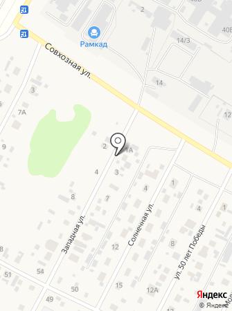 ГРОСС-Мебель на карте