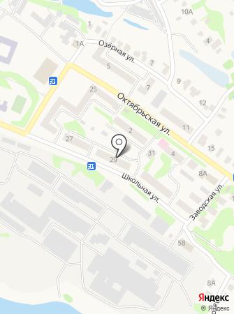 У Машеньки на карте
