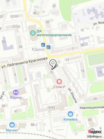 Банкомат, Банк Казани на карте