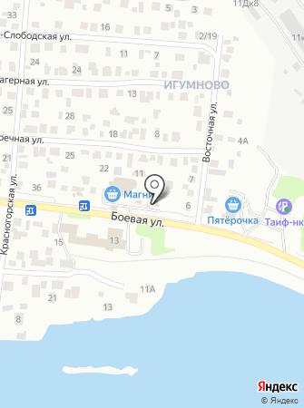 МОТО Регион на карте