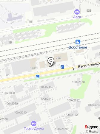 Плауэн на карте