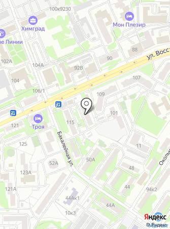 АвтоХелп на карте