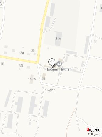 Гвоздик на карте