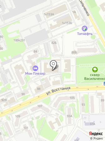 Fonnet-09 на карте