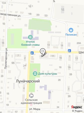 Витафарм на карте