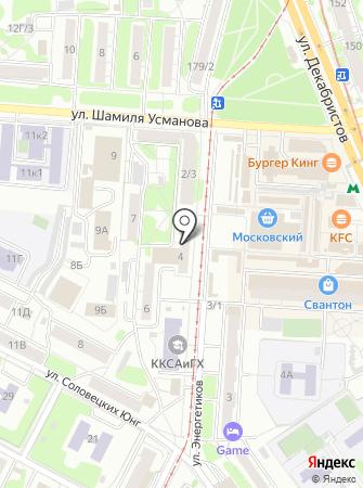 БРАТ эвакуатор на карте