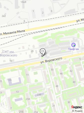 ARP на карте