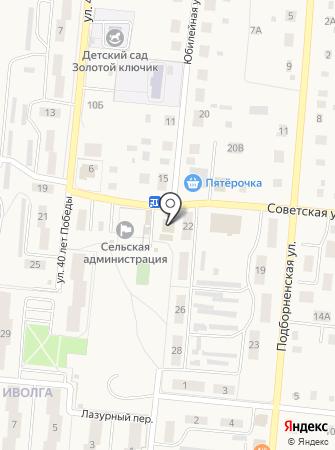Подстепкинский на карте