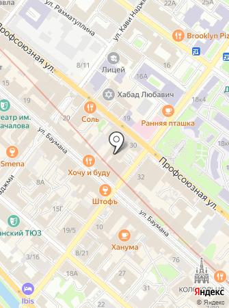 Аптечная Общероссийская справочная служба на карте