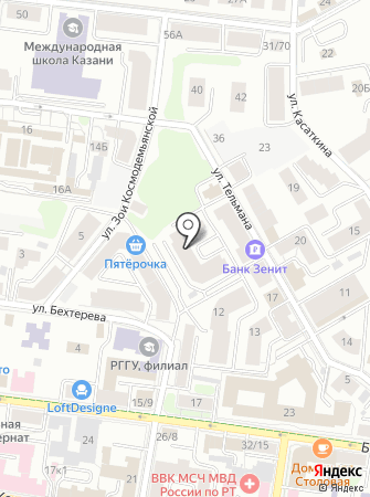 АРТ-ЭВАКУАТОР на карте