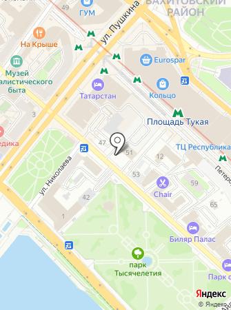 Аварийно-диспетчерская служба по уличному освещению на карте