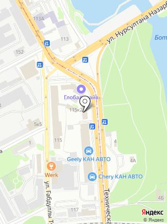 AutoHouse на карте