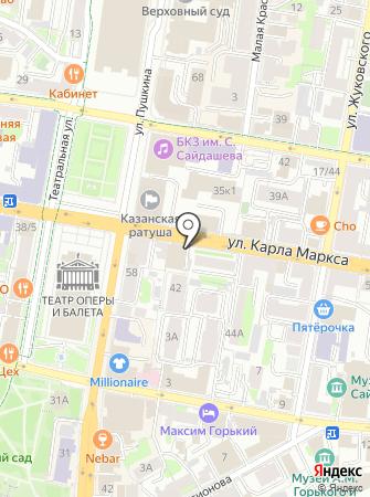 Давыдов Inn на карте