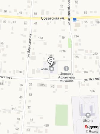 InEnglish на карте