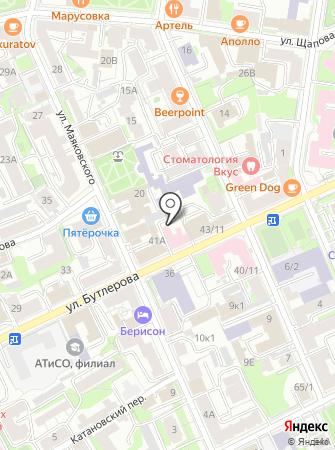 Arttoning на карте