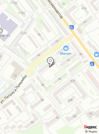 Аларм Авто на карте