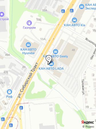 SKY SERVICE на карте