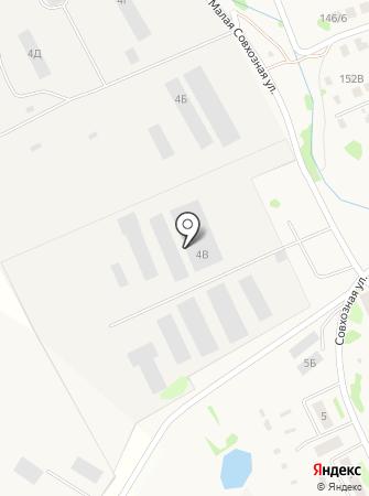 Ферекс на карте