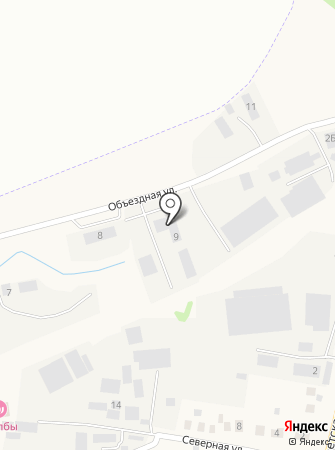 Приволжские электрические сети на карте