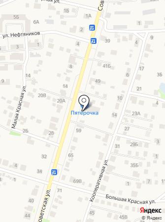 Нотариус Татаренко И.Н. на карте