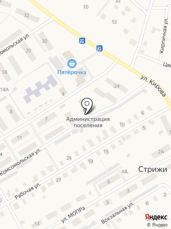 Городская библиотека семейного чтения на карте