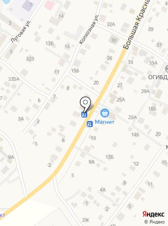 Транзит-Ойл на карте