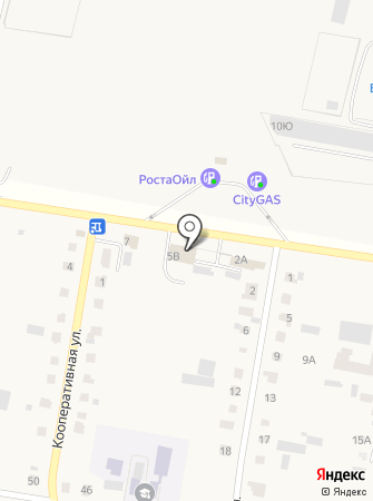 Кексель-авто на карте